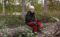 Kids Lappland Red