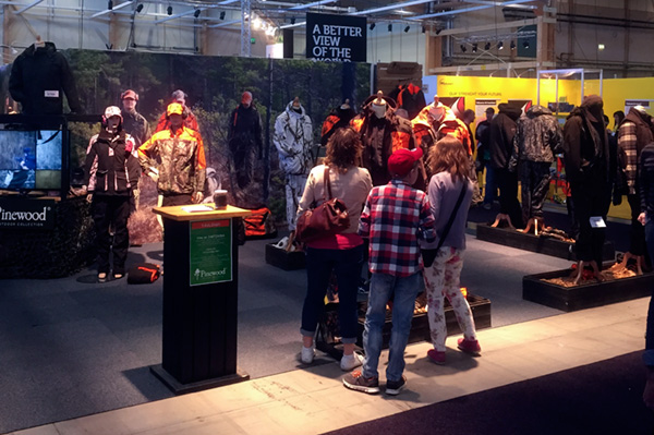 Elmia Game Fair 2015 - Bild 1