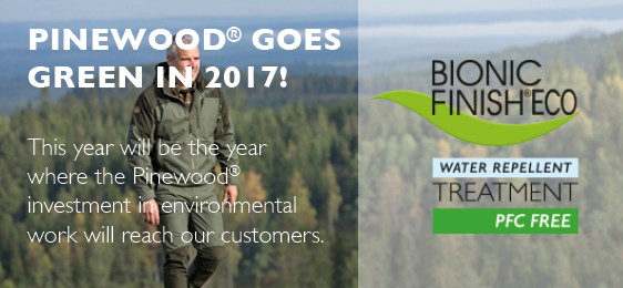 News: Pinewood goes green in 2017