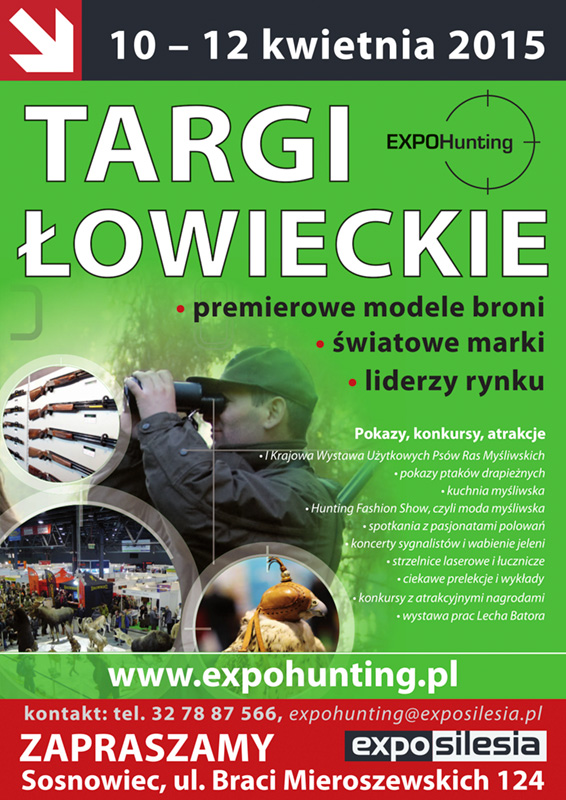 Polen Expohunting 2015