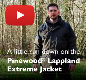 A little run down on the Pinewood Lappland Extreme Jacket
