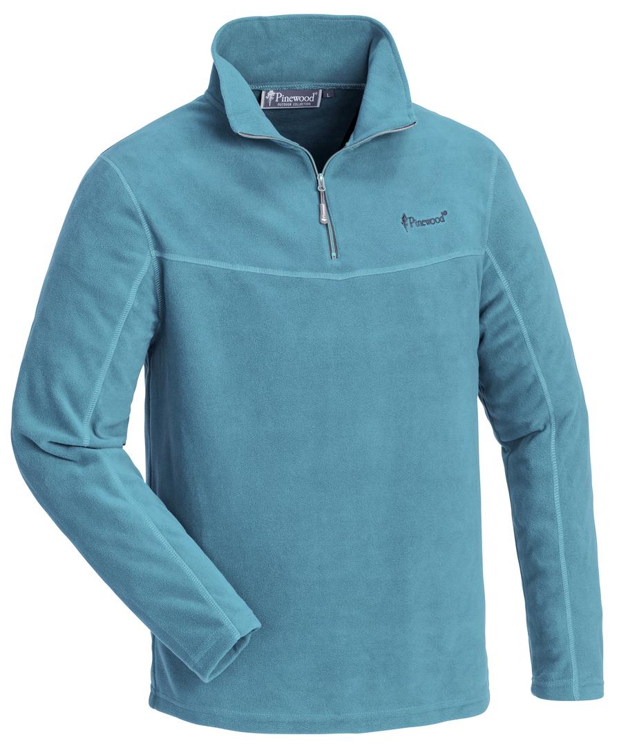 Pinewood 3069 Tiveden señora Fleece suéter camisa lavanda Sweater