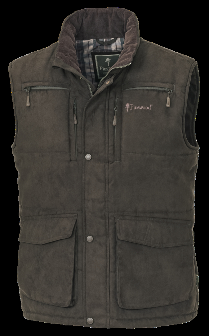 VEST PINEWOOD YUKON | Vests | Outdoor | Products