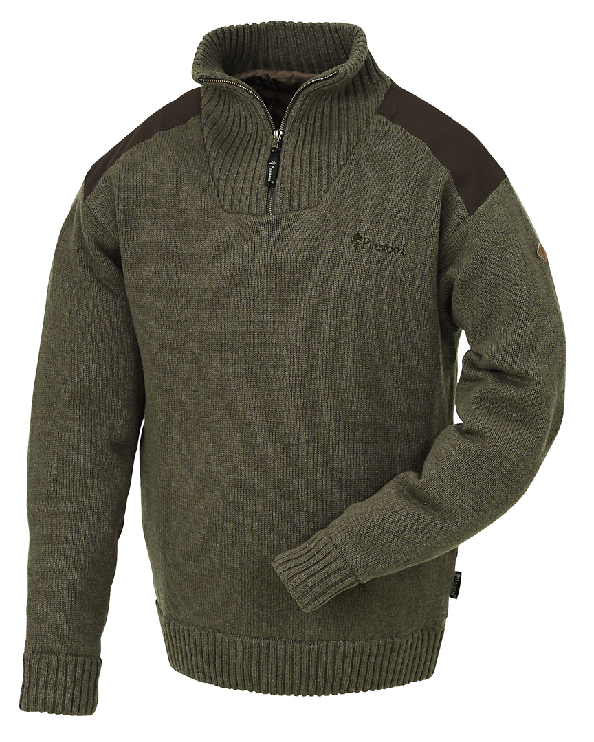 Pinewood New Stormy Troyer Pullover Strickjacken