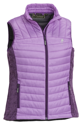 Vest Pinewood® Caribou Padded – Dame
