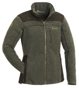 Fleece mikina Pinewood Diana Exclusive - ladies
