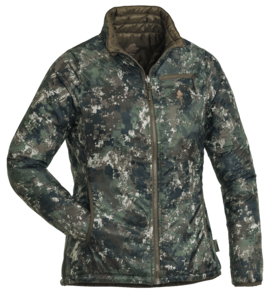 Bunda Pinewood Wolf Reversible Camo - ladies