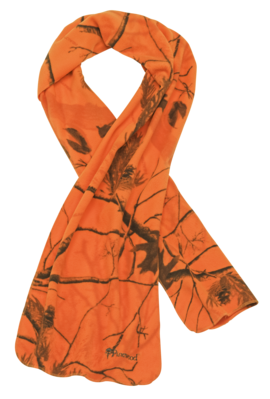 Microfleece scarf, Camouflage