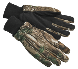Camouflage glove Pinewood Gregory-Membrane