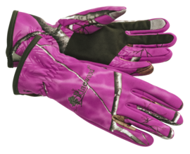 Glove Pinewood Toni Camouflage - Ladies