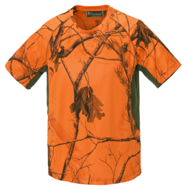 T-shirt Pinewood® Ramsey Coolmax – Camou/8459