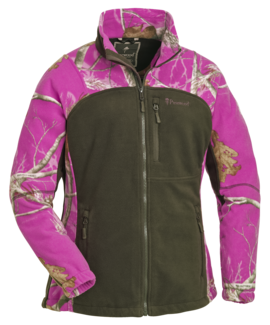 Pinewood Oviken Damen Fleecejacke