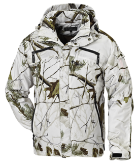 Hunting jacket Pinewood Bear - Camouflage