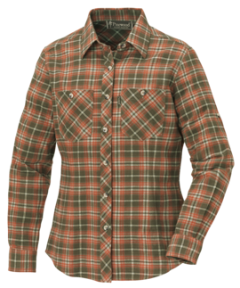 Flannel Shirt pinewood Felicia – Ladies