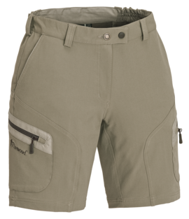 Korte broek Pinewood Wildmark Stretch - Dames