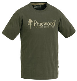 T-shirt Pinewood - Suede
