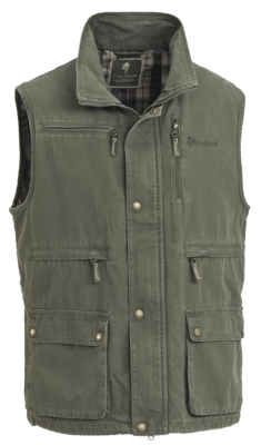 Canvas vest Hastings