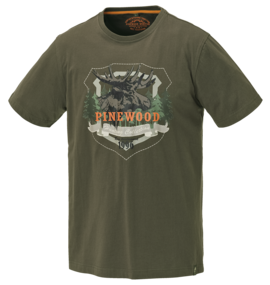 T-shirt Pinewood Moose – Kids