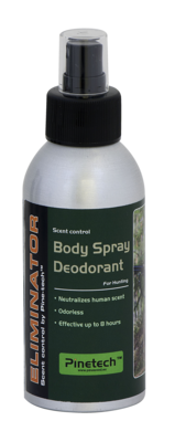 Body- deo- spray