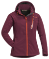 Bunda Pinewood Wildmark Stretch Shell - ladies