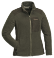 Fleece mikina Pinewood Wildmark membrane - ladies