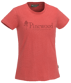 DAME T-SHIRT PINEWOOD® OUTDOOR LIFE 3445