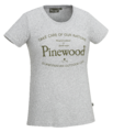 Tričko Pinewood Save Water - Ladies 3569