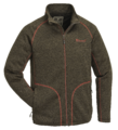 PINEWOOD® GABRIEL MEMBRAN Fleece Strick Jacke
