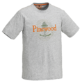 T-shirt Pinewood® Outdoor - Kinderen