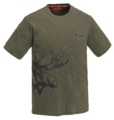 T-SHIRT PINEWOOD® MOOSE - BARN