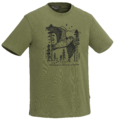 T-SHIRT PINEWOOD® BIRD 5573
