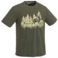 T-SHIRT PINEWOOD® HUNTING  5576
