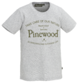 T-SHIRT PINEWOOD® SAVE WATER - KIDS 6569