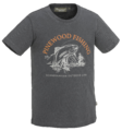 T-SHIRT PINEWOOD® FISH- KIDS 6572