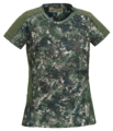T-shirt Pinewood Ramsey Coolmax Camouflage – Ladies