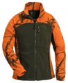 Fleece bunda Pinewood Oviken-Ladies
