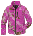 Fleece jas Pinewood Oviken, kinderen