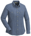 DAMES FLANNEL SHIRT PINEWOOD® FELICIA 9327