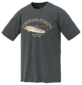 T-Shirt Pinewood Salmon