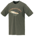 Pinewood Salmon T-Shirt
