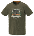 T-Shirt Pinewood Moose – Barn