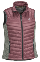 VEST PINEWOOD®CARIBOU PADDED - DAME