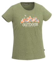 T-SHIRT PINEWOOD® FOREST - DAMES 3040