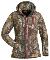 Jacket Pinewood Camo Stretch Shell Women