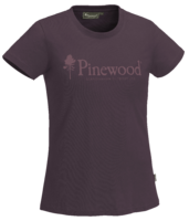 DAMES T-SHIRT PINEWOOD® OUTDOOR LIFE