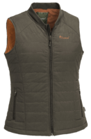 WOMEN'S PADDED OUTDOOR VEST PINEWOOD® DELBERT  3515