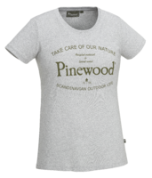 T-SHIRT PINEWOOD® SAVE WATER - DAMES 3569