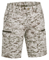 SHORTS PINEWOOD@ CARIBOU CAMO TC