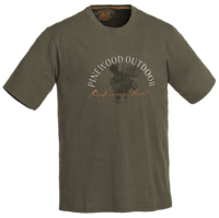 KIDS T-SHIRT PINEWOOD® MOOSE/6021