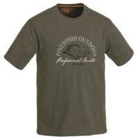 T-SHIRT PINEWOOD® WILD BOAR - BARN
